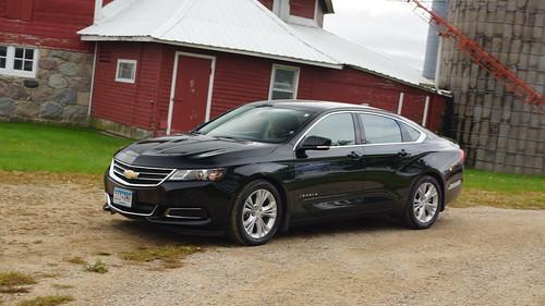 2015 Chevrolet Impala Photo