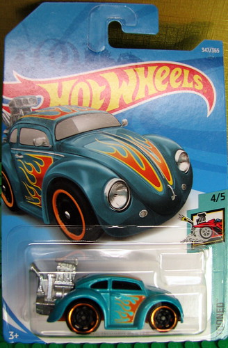 Hot Wheels - 2018 - Volkswagen Beetle Photo