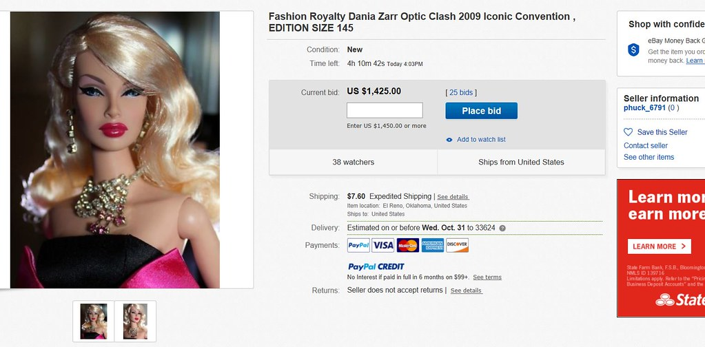 Fraud Alert Phuck 6791 Ebay Auction This Seller With Zer Flickr