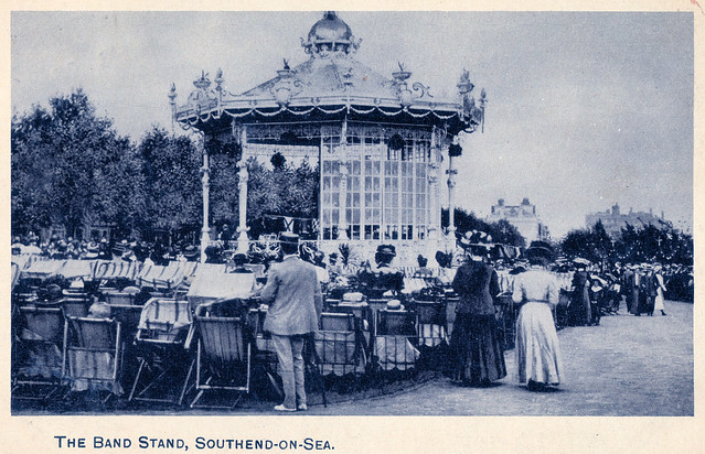 Southend-on-Sea - The Band Stand