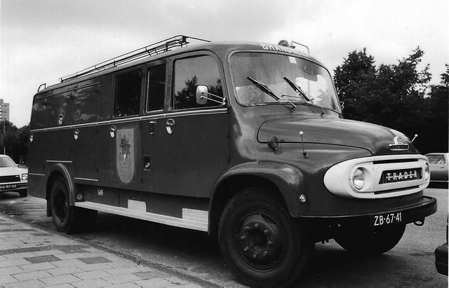 Ford Thames Trader 55 1965