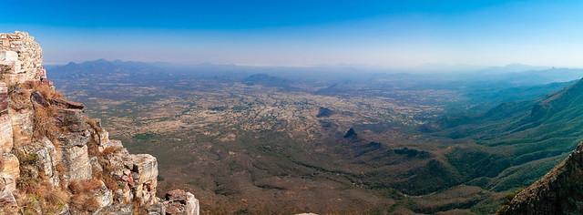 Tundavala landscape, Huila Province, Lubango, Angola