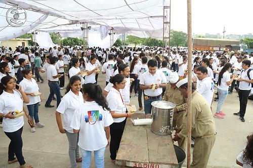 Langar for participants
