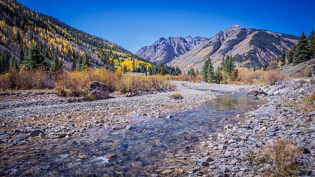 Flowing Freely Through Fall