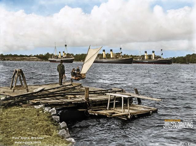 Icebreakers 1909