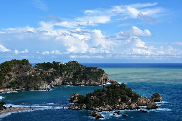 Isola Bella ... Taormina