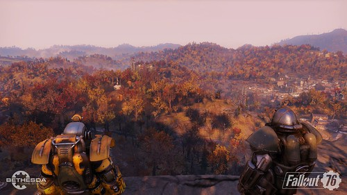 Fallout76_B.E.T.A._FallForest | by PlayStation Europe