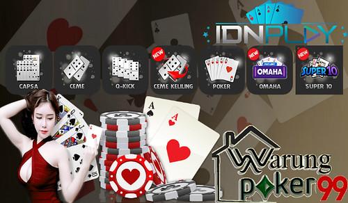 Agen Poker Terpercaya Server IDN