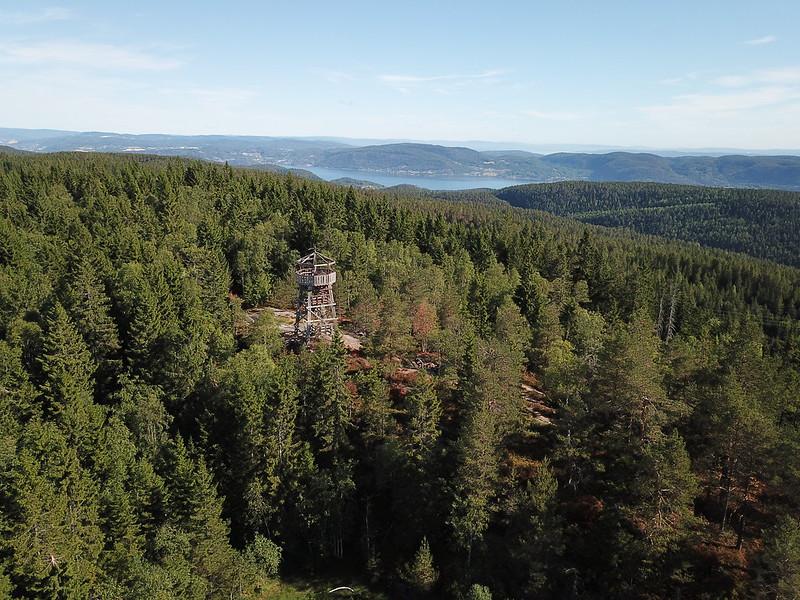 07-Tårnet på Seteråsen (drone)