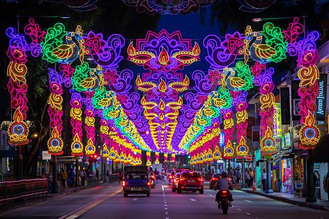 Deepavali Light-up 2018