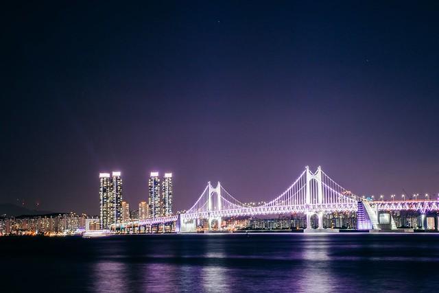 釜山,廣安大橋