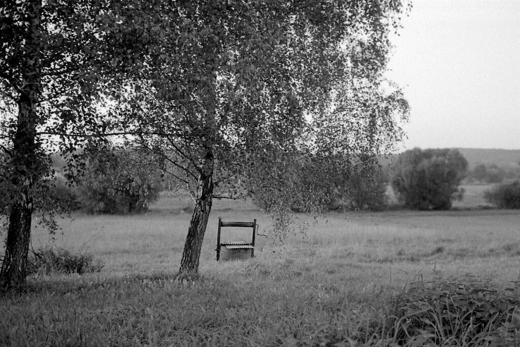 Studnia w Niezdowie / Well in Niezdów