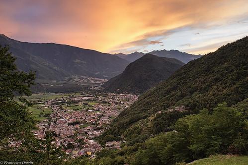 valtellina lombardia lombardy italia italy tramonto sunset montagna mountains ardenno canon canoneos60d tamronsp1750mmf28xrdiiivcld