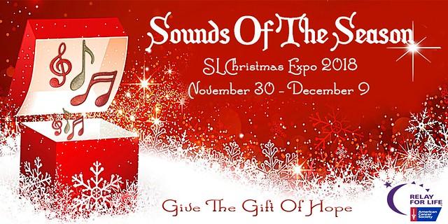 SL Christmas Expo 2018  - Sounds Of The Season