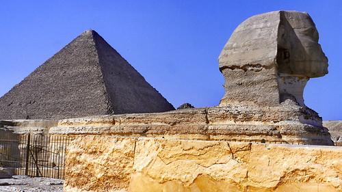 world travel reise viajes africa egypt egipto ägypten cairo giza gizeh pyramiden pyramides sphinx piramides historicsites historic landscape landschaft paisajes panorama outdoor