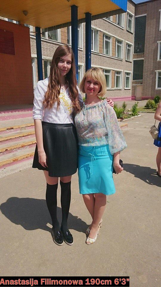 Girl tall russian Tall Russian