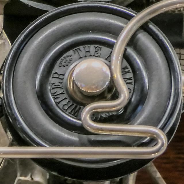 typewriter ribbon spool