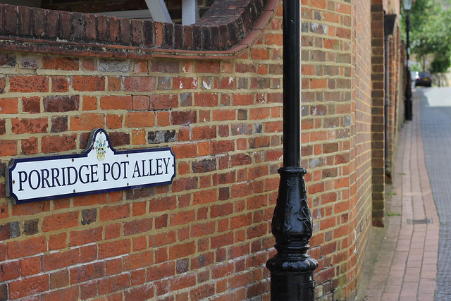 Porridge Pot Alley