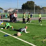Sportdag te Lebbeke in teken van de sportclub tijdens de maand van de sportclub...