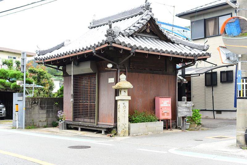 圓教寺参道入り口