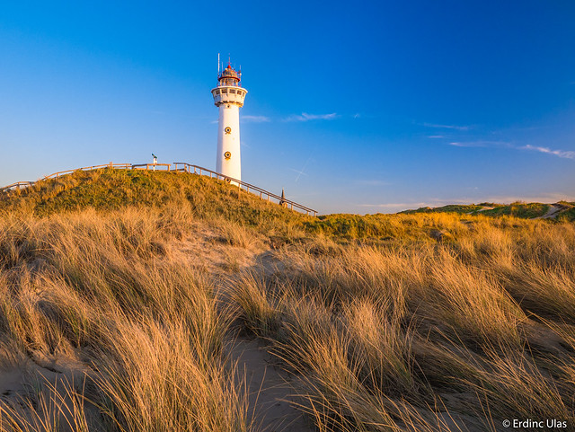 Lighthouse in Holland