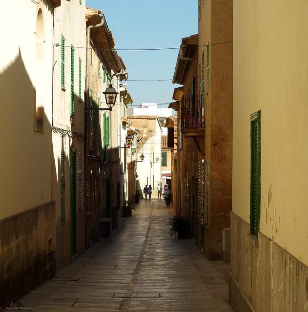 Alcudia old Town  Majorca Spain (13)