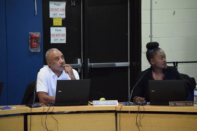 Crete Monee School District 201-U October 2018 Meeting