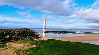 The lighthouse, New Brighton