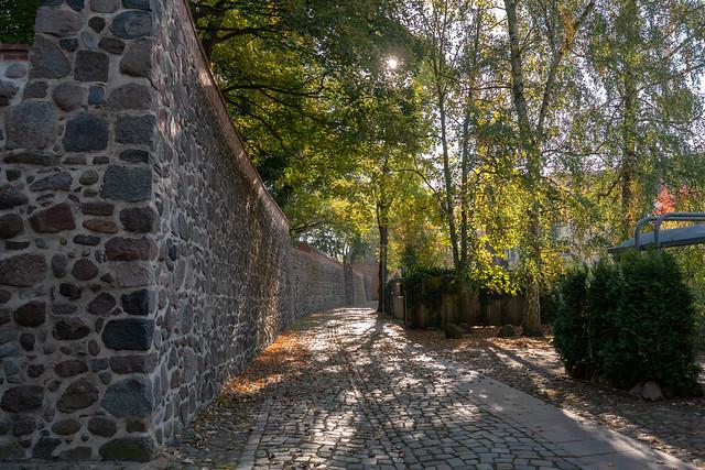 Neubrandenburg: Stadtmauer - City Wall