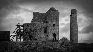Magpie Mine - storm approaching | by Brian Negus