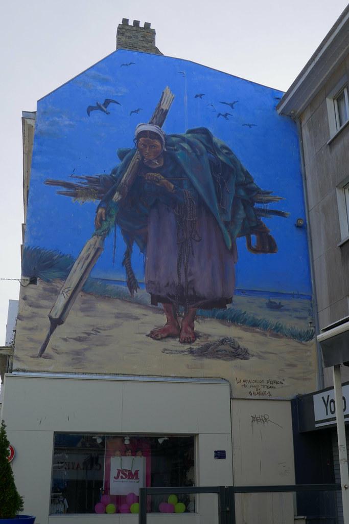 Street art à Boulogne