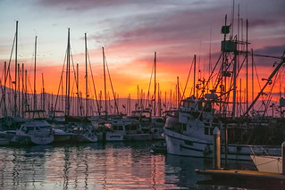 Harbor at Dawn - Straehley | by cameraclub231