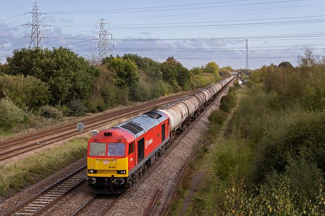 Class 60 - 60044