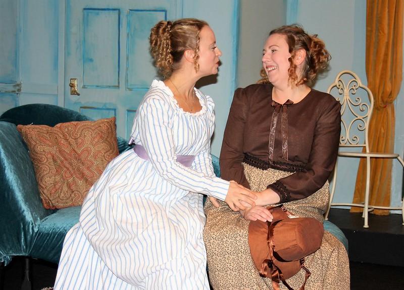 Pride Lizzie & Charlotte