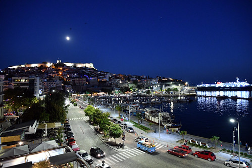 Kavala by night | by st.delis