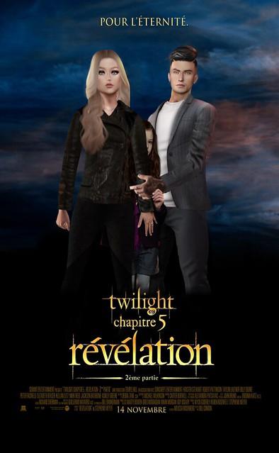 Twilight : Breaking Dawn part 2
