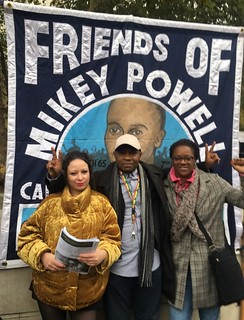 4WardEverUK for Mikey @ UFFC Rally London 2018 - Image credit Deb Coles | by 4WardEver UK
