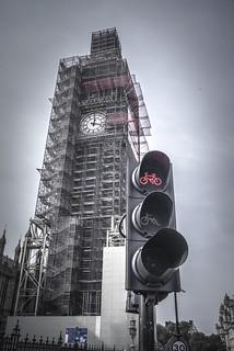 Elizabeth Tower restoration   by 1 other people