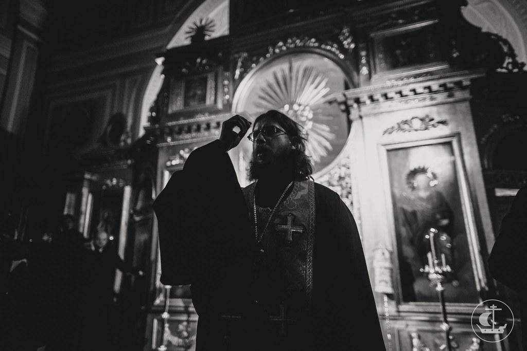 """9 декабря 2016, Всенощное бдение накануне дня празднования в честь иконы Божией Матери """"Знамение"""" / 9 December 2016, Vigil on the eve of the celebration in honor of the icon of the Mother of God """"Of the Sign"""""""