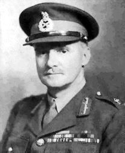 General Sir Frank Messervy | First Commander in Chief of the… | Flickr