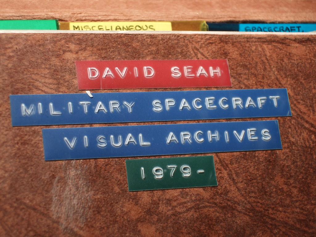 Spaceship Drawings 1979-1989