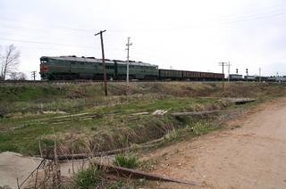 Поезд / Train | by musatych