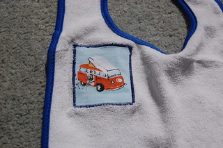 vw bus bib | by abmatic