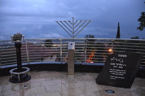 israel roshpina roshpinna ראשפינה roshpinah nimrodlookout nimrodsegev memorial ישראל