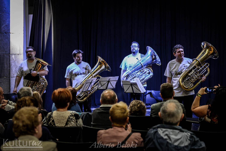 Euskal Herriko II. Metal Topaketak