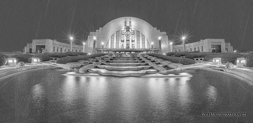 Rainy Evening at Union Terminal | by Will.Moneymaker