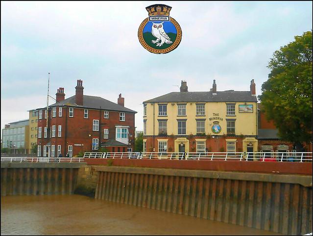 The 'Minerva' Public House ...