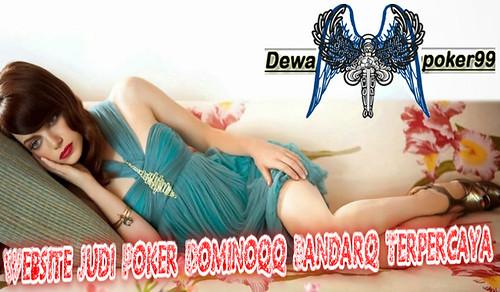 Website Judi Poker Dominoqq Bandarq Terpercaya Indonesia