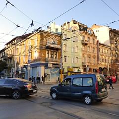 Sofia - street scene