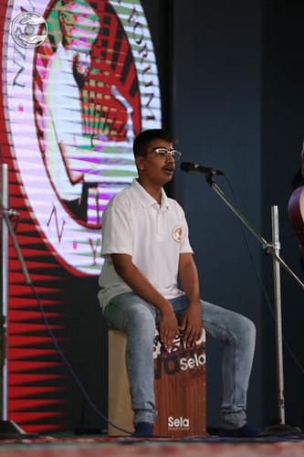 English devotional song by Bal Sangat Sant Nirankari Colony, Delhi